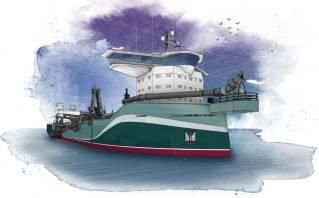 C-Job Naval Architects develops customizable TSHD series