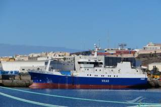 First vessel certified with Responsible Fishing Vessel Standard by LR