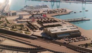 Port of Valencia announces tender for the construction and operation of the new public passenger terminal
