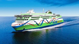 Deltamarin provides RMC with design services for the Tallink ferry project