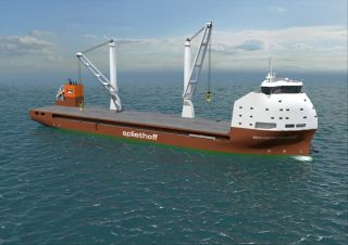 Spliethoff signs contract with Mawei Shipyard for the newbuild of two DP2- B-type vessels