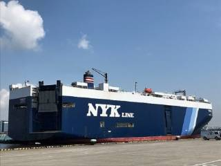 Yokohama Daikoku C-3 Terminal Welcomes First PCTC