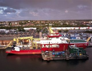 Modular Construction Expertise Put Cammell Laird Back In The Premier League of Shipbuilding