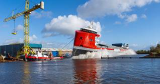 EasyMax 2 launched successfully at shipyard Niestern Sander