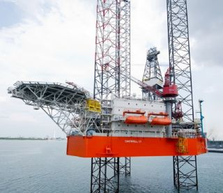 Keppel delivers another jackup rig to Grupo R with sale and leaseback deal