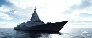 Damen Marine Components wins rudder and steering systems order for five Spanish navy vessels built at Navantia