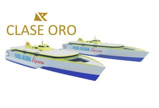 "AUSTAL: New Trimarans ""Clase Oro"" VIP Lounge to offer the ultimate high-speed ferry experience"