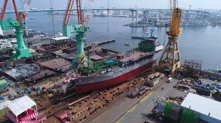 WATCH: Ecobunker Shipping Held Naming & Launching Ceremony for Ecobunker Tokyo Bay