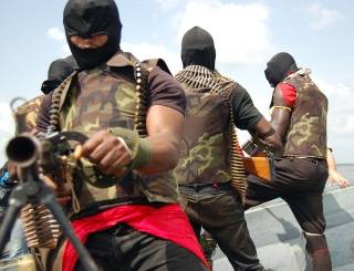 Guards Fight Off Violent Pirate Attack Off Nigeria