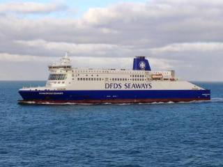 DFDS reveals NEW Relax Lounge as part of a £3.9m refit investment