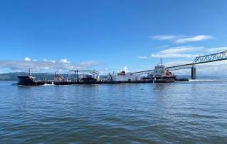 Crowley Takes Delivery of Second ATB Dedicated to Alaska Fuels Service