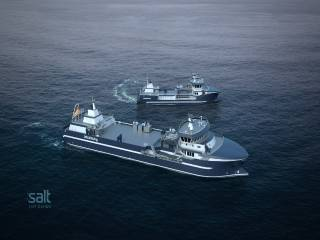 MAN 175D Engines to Power World's Largest Live-Fish Carrier