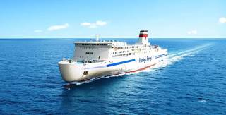 Ultra-efficient and sustainable Japanese ferry with Wärtsilä solutions begins operations