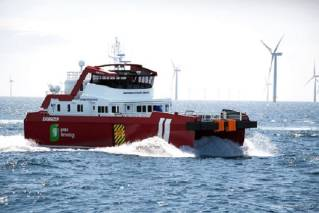 NYK Concludes Bareboat Charter Contract with Northern Offshore Group for Crew Transfer Vessel in Offshore Wind Industry