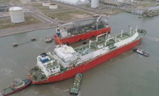 TANGO FLNG exported first LNG cargo