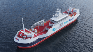 Northern Marine subsidiary Tritec Marine collaborates with Stena LNG to create the innovative SAFE Bunker concept