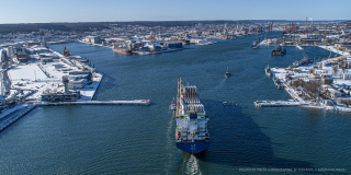 Port of Gdynia is ready to build an offshore wind terminal