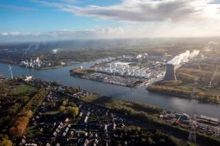 Cargill expands biodiesel production in North Sea Port with ground-breaking project