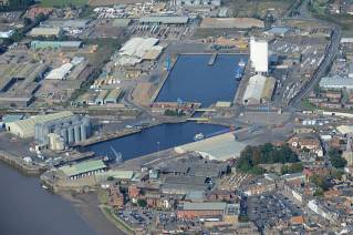 Busiest month for Port of King's Lynn in five years