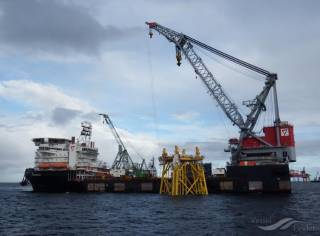 Five Injured at Triton Knoll Offshore Wind Farm