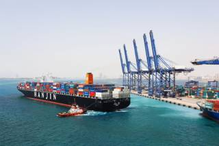 Saudi ports record 13.7% hike in containers