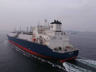 Samsung Heavy Industries delivers Navigare's first LNG carrier