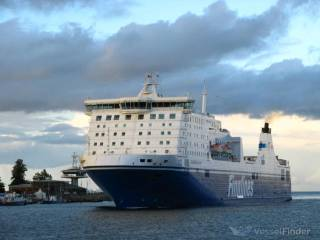 Fire Incident on Finnlines RoRo Passenger Ship Europalink
