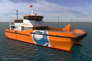 Incat Crowther 32 offers a step-change in CTV capability in China