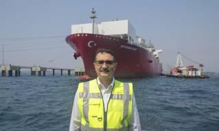Ertuğrul Gazi FSRU inaugurated