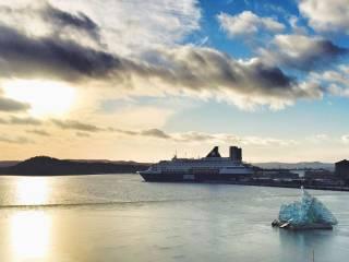DFDS: Copenhagen-Oslo route suspended