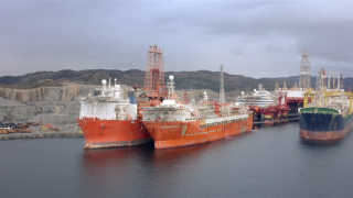 Autonomous drone inspections move step closer after successful test on board FPSO (Video)