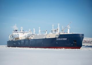 Sovcomflot signs financing and time-charter agreements for the first icebreaking LNG carrier for Arctic LNG 2 project
