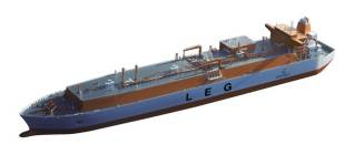 Wärtsilä cargo handling system design selected for new Very Large Ethane Carrier vessels