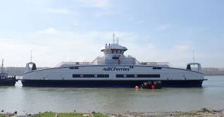 BC Ferries marks Earth Day with the launch of its sixth battery electric-hybrid vessel (Video)