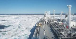 Ice-Breaking LNG Carrier makes first call at Japan