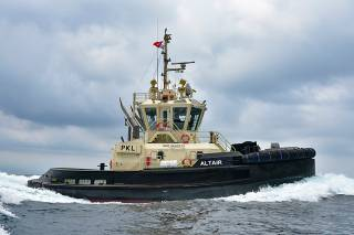 Sanmars Sirapinar Commences Operations in Baltic Sea