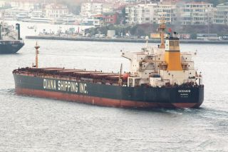 Diana Shipping Inc. Announces Time Charter Contract for m/v Oceanis with Phaethon