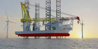 Jan De Nul Signs Third Contract With Dogger Bank Wind Farm