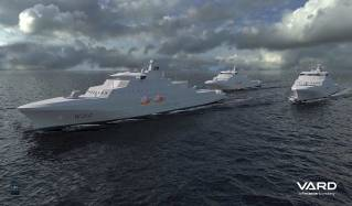 Kongsberg to supply Norwegian Coast Guard vessels with sonars for multiple operations