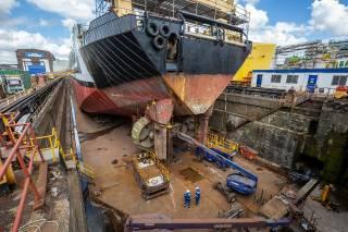 Damen Marine Components Delivers Nozzles To Super Trawler Modification Project