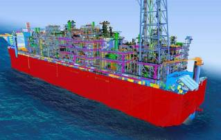 JGC awarded Pre-FEED Contract for first FLNG facility in Nigeria