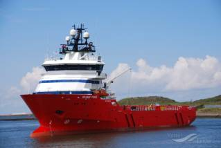 DOF Rederi AS announces sale of vessel