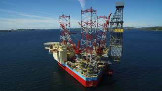 Maersk Drilling awarded one-well contract for low-emission rig Maersk Integrator under Aker BP alliance