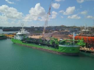 Royal IHC Delivers TSHD River Thames To DEME