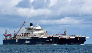 Damen delivers FCS 1605 to Allseas Pioneering Spirit