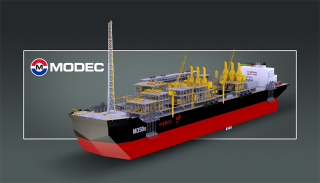 MODEC Awarded Contract by Equinor to Supply FPSO for offshore field in Brazil