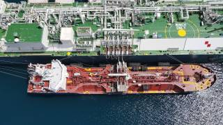 First small scale LNG reloading in the Mediterranean performed at the Krk terminal