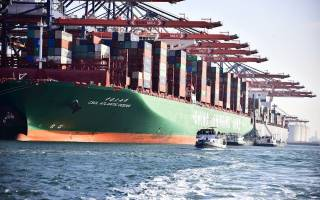 Five Seaports in North-West Europe join forces to cut emissions from berthed vessels (Video)