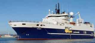 Shearwater GeoServices recycles Western Trident as part of its fleet renewal strategy