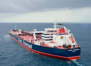 Stena Sonangol Suezmax Pool celebrates 15 years of successful cooperation